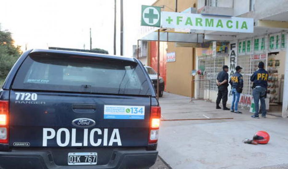 INVESTIGACIÓN El fiscal Ibáñez interrogará al sujeto el viernes a media mañana. Indagan en la ruta de las pastillas.