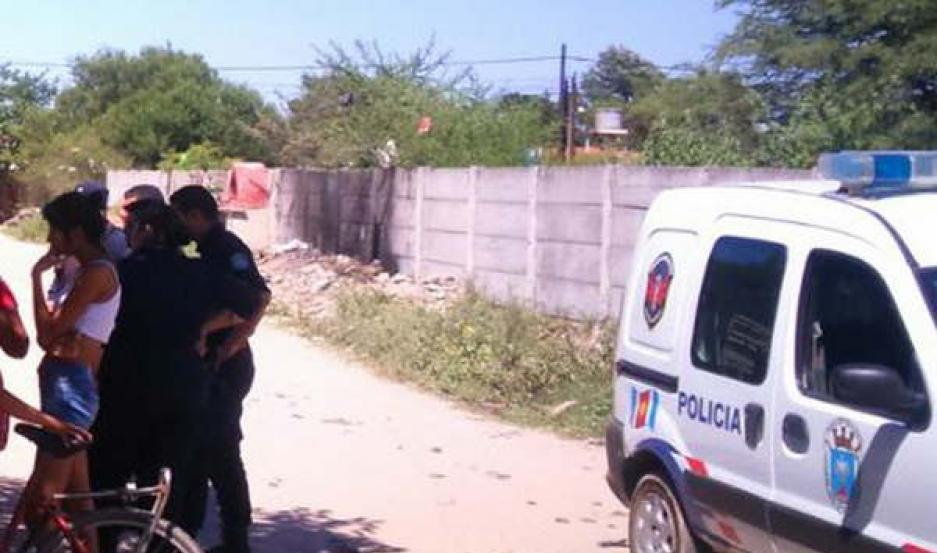 BÚSQUEDA. La policía realiza averiguaciones para dar con su paradero.