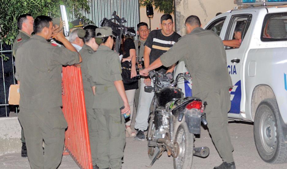 Los policías relataron sus versiones sobre el entredicho que terminó con Pérez muerto.