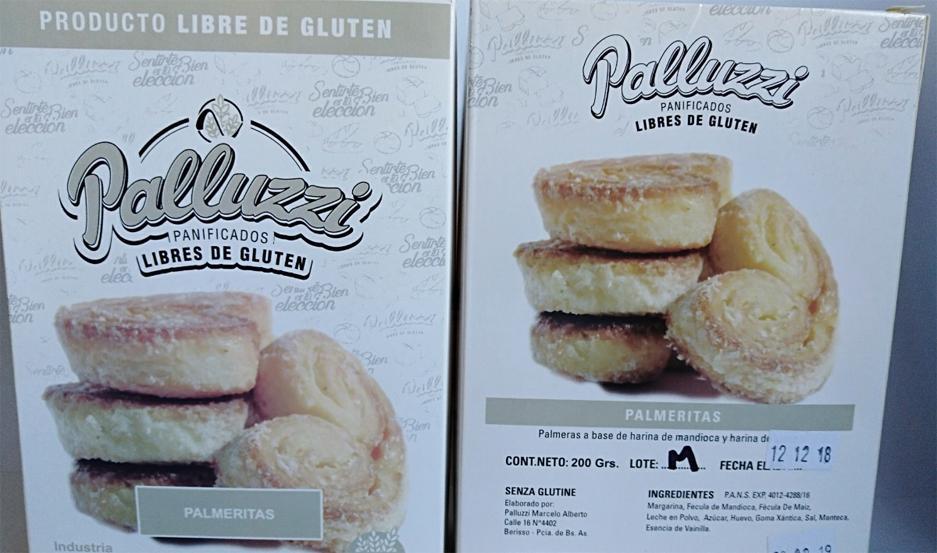 Panificados libres de gluten fueron retirados de las góndolas.