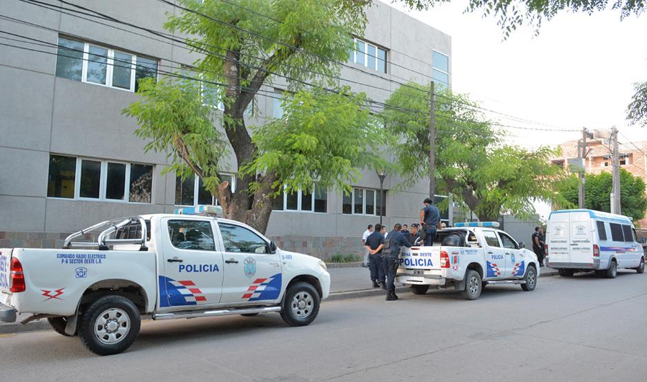 INTERROGATORIO. El acusado será trasladado a primera hora al Centro Judicial, para ser indagado.