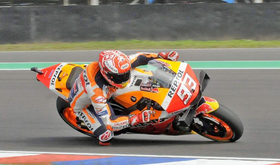 INTERÉS. El Gran Premio de la Argentina de MotoGP volvió a ser uno de los más convocantes del año.