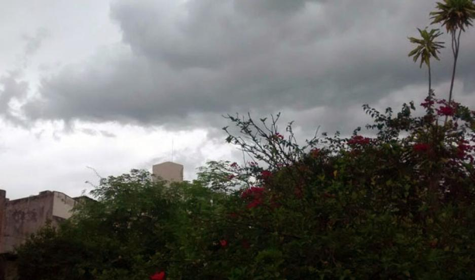 Se esperan tormentas.